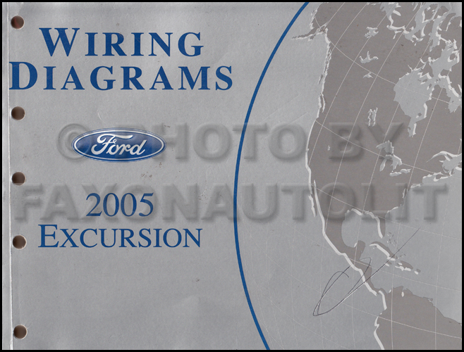 2005 ford excursion wiring diagram manual 1939 ford wiring diagram #10