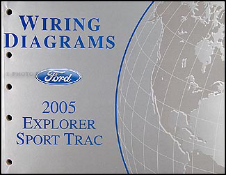 2005 ford explorer sport trac and explorer sport wiring diagram manual rh faxonautoliterature com 2005 ford explorer wiring diagram 2005 explorer radio wiring diagram