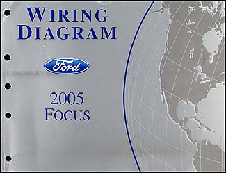 2005FordFocusWD 2005 ford focus wiring diagram manual original 2005 ford focus zx3 radio wiring diagram at bayanpartner.co