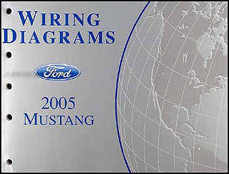 2005 ford mustang wiring diagram manual original 1957 dodge wiring diagram