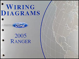 2005 ford ranger wiring diagram manual original rh faxonautoliterature com 2005 ford ranger wiring diagram 2005 range rover vogue wiring diagram