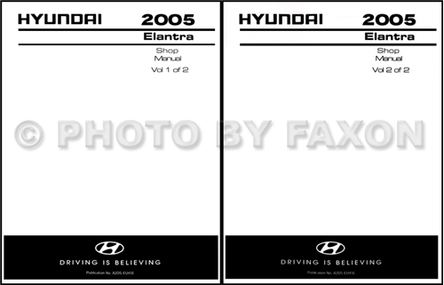 2005 hyundai elantra repair manual
