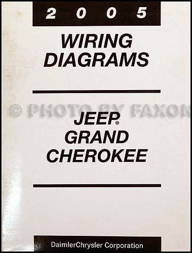 2005 jeep grand cherokee wiring diagram manual original asfbconference2016 Images