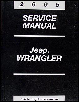 2005 jeep wrangler repair shop manual original rh faxonautoliterature com 2005 jeep wrangler repair manual pdf 2005 jeep wrangler repair manual pdf