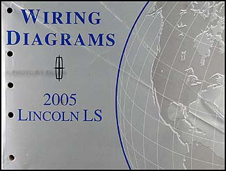2005 lincoln ls wiring diagram manual original rh faxonautoliterature com 2003 Lincoln Navigator Engine Diagram 2004 lincoln ls wiring diagram