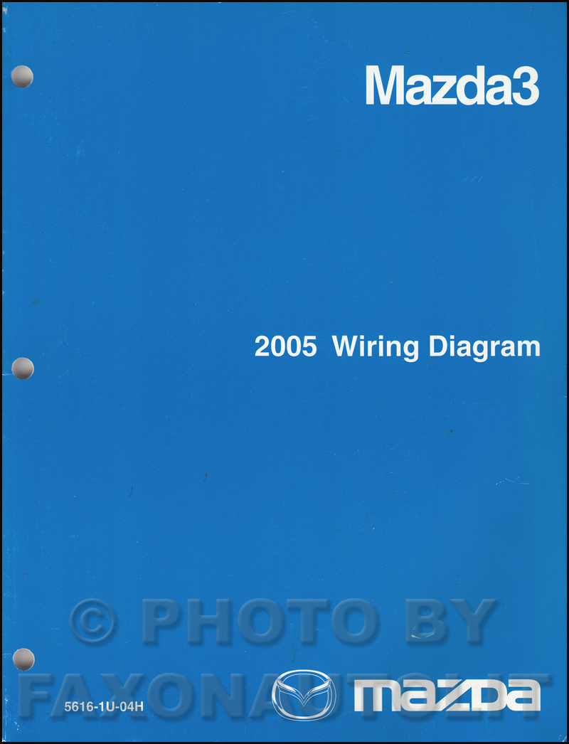 2005 mazda 3 wiring diagram manual original cheapraybanclubmaster Choice Image