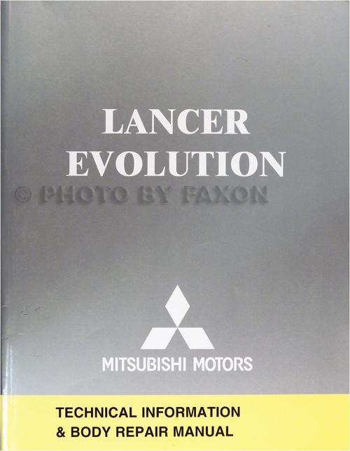 mitsubishi lancer owners manual