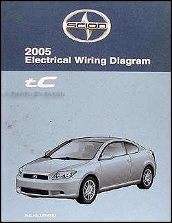 2005 scion tc wiring diagram manual original rh faxonautoliterature com 2009 scion tc wiring diagram scion tc stereo wiring diagram