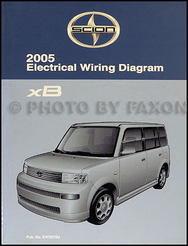 2005ScionxBOWD 2005 scion xb wiring diagram manual original 2005 scion xb wiring diagram at edmiracle.co