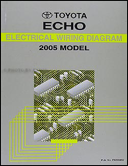 2001 echo wiring diagram 2001 f250 wiring diagram 2000-2005 toyota echo body collision repair shop manual ...