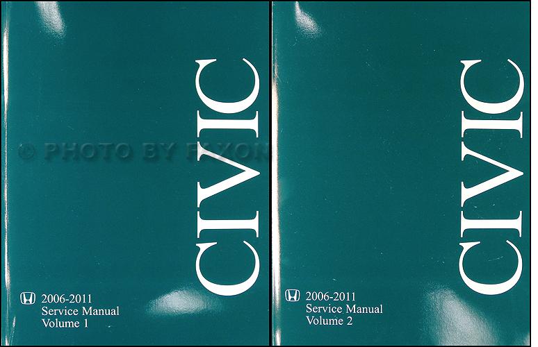 2006 2011 honda civic body repair shop manual original 2010 Honda Civic Hybrid Problems Black 2010 Civic Hybrid