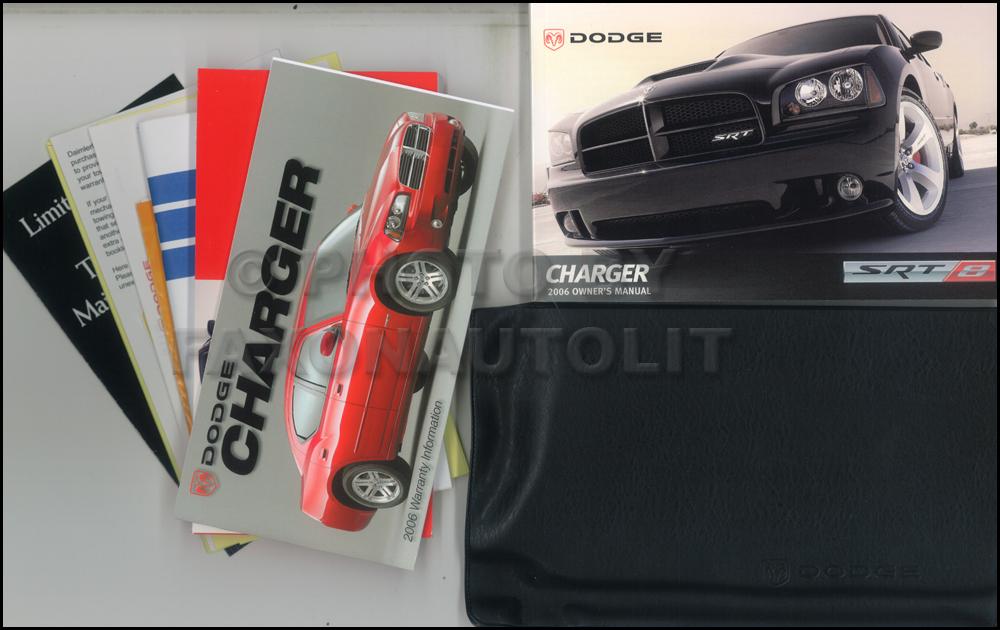 2006 dodge charger srt8 owner s manual original package rh faxonautoliterature com 2006 Dodge Magnum Interior 2010 Dodge Magnum SRT8