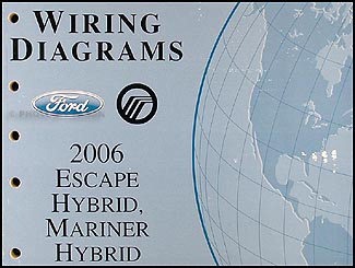 ford escape wiring diagram 2006 2011 ford escape wiring diagram