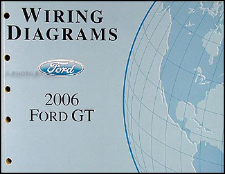 2006FordGTWD 2006 ford gt wiring diagram manual original 2006 mustang gt wiring diagram at gsmx.co