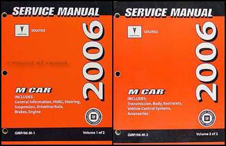 2006 pontiac solstice repair shop manual 2 volume set original rh faxonautoliterature com pontiac solstice owners manual 2007 pontiac solstice owners manual 2008