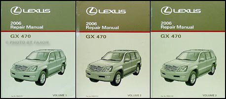 2006 lexus gx 470 wiring diagram manual original related items