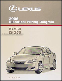 2006 lexus is 350 and 250 wiring diagram manual original Lexus IS 250 Water Pump