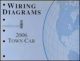 2006 Lincoln Town Car Original Wiring Diagrams