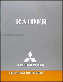 06 mitsubishi durocross wiring diagrams