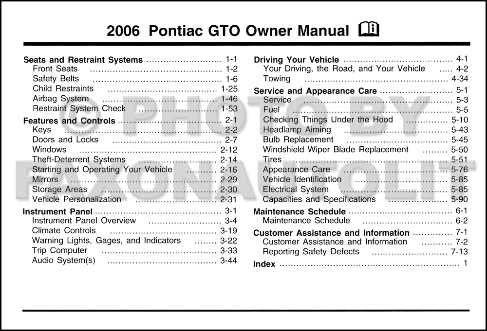 scion tc repair manual service info download 2005 2006