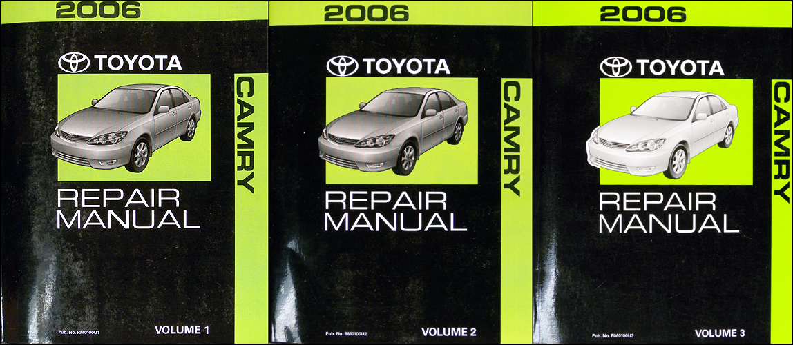 1999 toyota camry repair manual free download