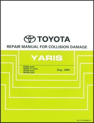 2008 toyota yaris repair service manual original set rh faxonautoliterature com toyota yaris 2006 service repair manual Toyota Yaris Automatic