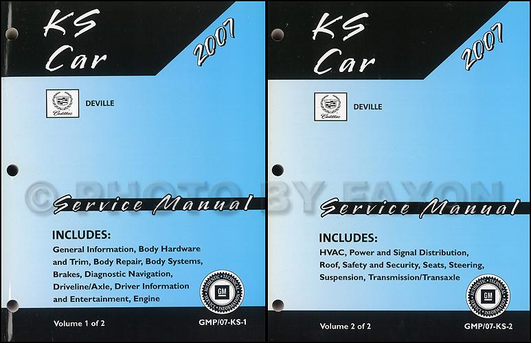 Cadillac 2007 DTS Owner s Manual