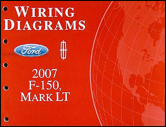 2007FordF 150WD 2007 ford f 150, lincoln mark lt wiring diagram manual original 2006 lincoln mark lt fuse box diagram at soozxer.org