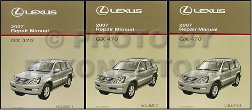 search rh faxonautoliterature com 2003 lexus gx470 service manual 2010 Lexus GX 470