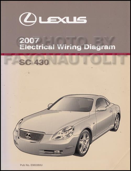 search on Lexus SC430 Fuse Box Diagram for 2007 lexus sc 430 wiring diagram manual original at Porsche 912 Wiring Diagram