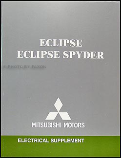 2007MitsubishiEclipseSpydrORMS 2007 mitsubishi eclipse & spyder wiring diagram manual original 2007 mitsubishi eclipse radio wiring diagram at reclaimingppi.co