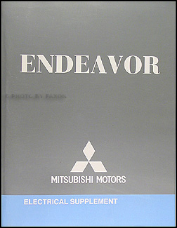 2007MitsubishiEndeavorETMS 2007 mitsubishi endeavor wiring diagram manual original  at bayanpartner.co