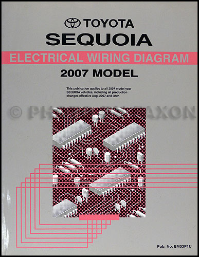 2007ToyotaSquoiaOWD 2007 toyota sequoia wiring diagram manual original 2007 toyota sequoia jbl stereo wiring diagram at gsmportal.co