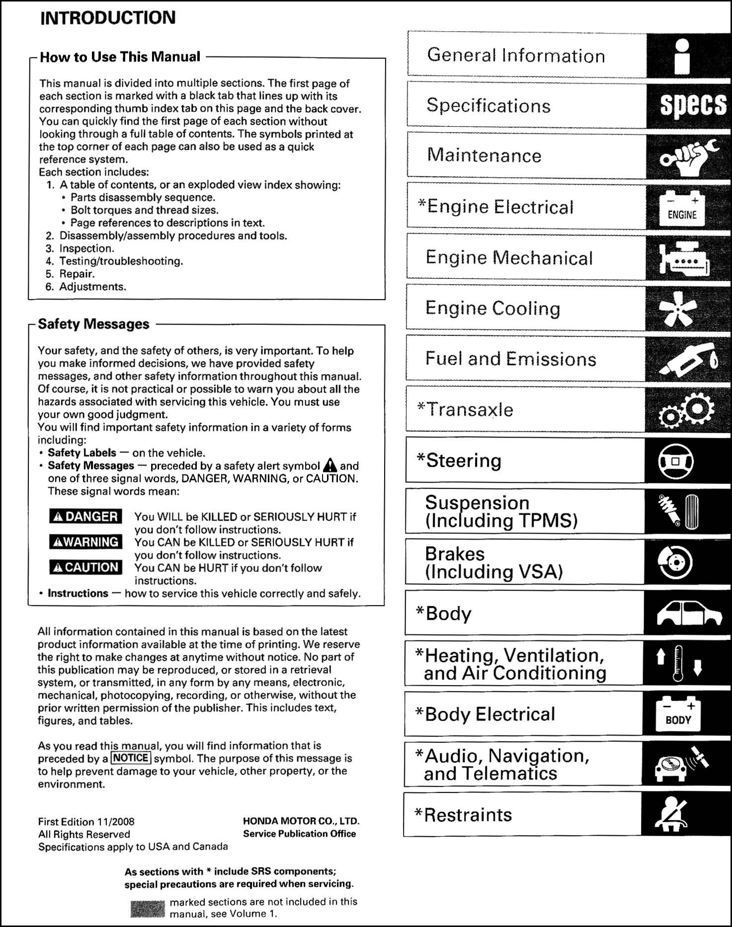 1988 honda accord maintenance manual best setting instruction guide u2022 rh ourk9 co honda accord service manual 2008 honda accord sedan 2008 owners manual