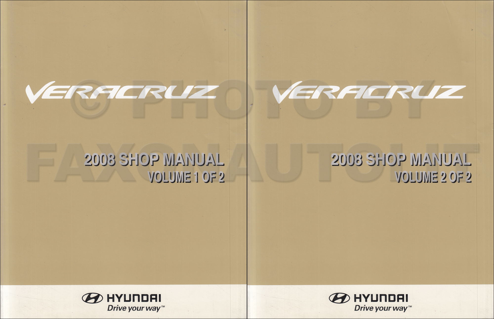 2008 hyundai veracruz repair shop manual original 2 vol set rh faxonautoliterature com 2008 hyundai veracruz service manual 2012 hyundai veracruz owners manual pdf