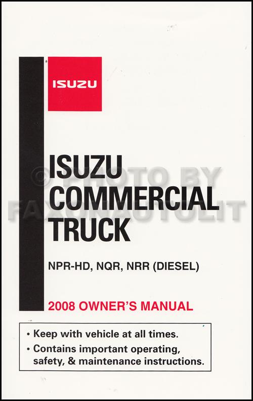isuzu npr owner manual rh isuzu npr owner manual mollysmenu us 2007 Isuzu NPR 2006 isuzu npr service manual download