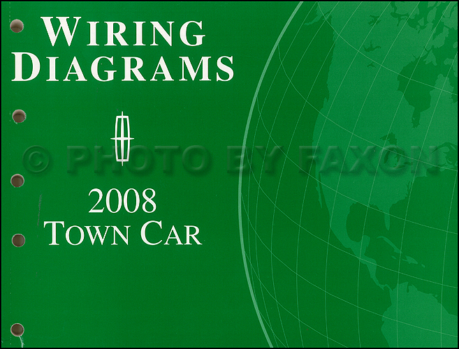 2008 lincoln town car wiring diagram 2008 lincoln town car wiring diagram manual original