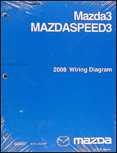 2008 mazda 3 wiring diagram original rh faxonautoliterature com 2008 mazda 3 remote start wiring diagram 2006 mazda 3 wiring diagram