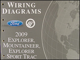 2009FordExplorerOWD 2009 ford explorer sport trac, mountaineer wiring diagram original 2009 ford escape trailer wiring diagram at bayanpartner.co