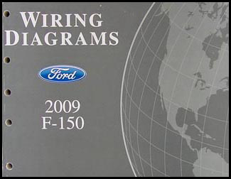 2009FordF150OWD 2009 ford f 150 wiring diagram manual original ford f150 wiring diagram at bayanpartner.co
