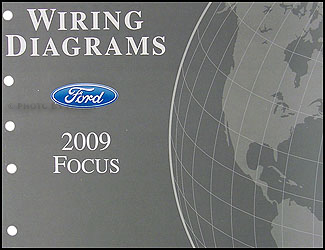 2009 ford focus wiring diagram manual original. Black Bedroom Furniture Sets. Home Design Ideas