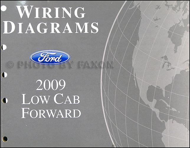 2009 ford low cab forward truck wiring diagram manual original ford ranger wiring diagram ford circle wiring #21