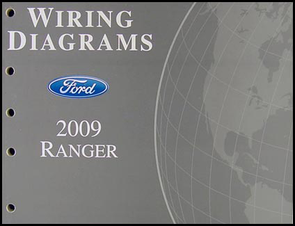 2009 ford ranger wiring diagram manual original rh faxonautoliterature com 2003 Ranger Cooling System Diagram 2003 Ranger Cooling System Diagram