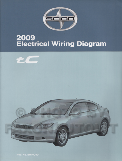 scion tc 2007 electrical wiring diagram   39 wiring