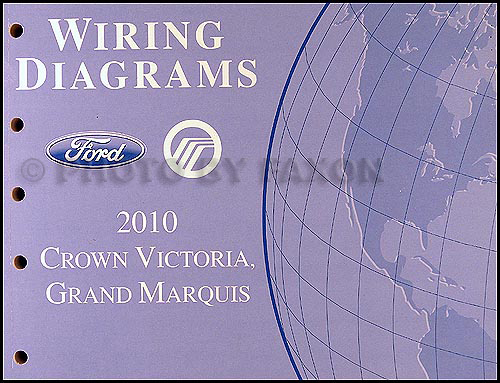 crown victoria wiring diagram manual crown image 2010 crown victoria grand marquis wiring diagram manual original on crown victoria wiring diagram manual