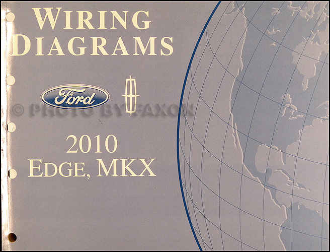 Encontr U00e1 Manual  Owners Manual For Ford Edge 2010