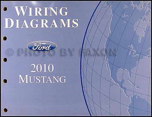 2010FordMustangOWD 2010 ford mustang wiring diagram manual original 2006 ford mustang gt wiring diagram at bayanpartner.co