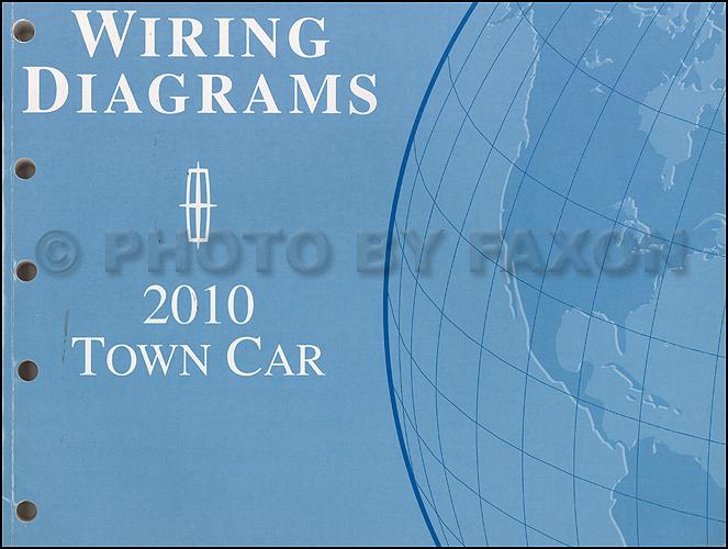 2010 lincoln town car wiring diagram manual original. Black Bedroom Furniture Sets. Home Design Ideas