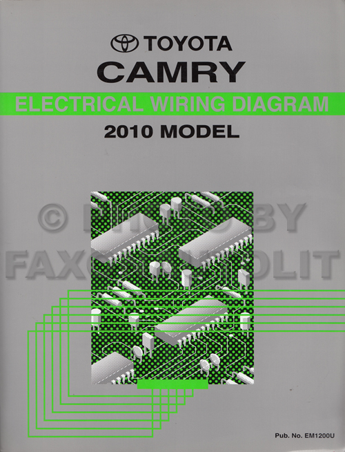 2010ToyotaCamryEWD 2010 toyota camry wiring diagram manual original 2010 toyota camry wiring diagram at edmiracle.co
