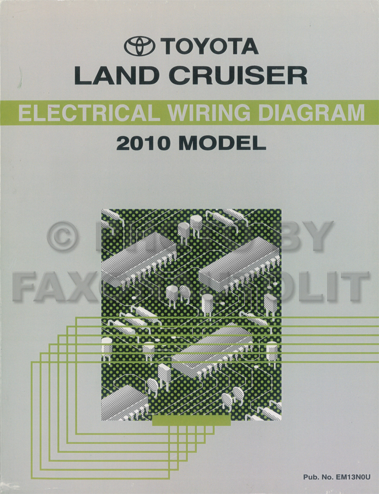 2010 toyota land cruiser wiring diagram manual original swarovskicordoba Images